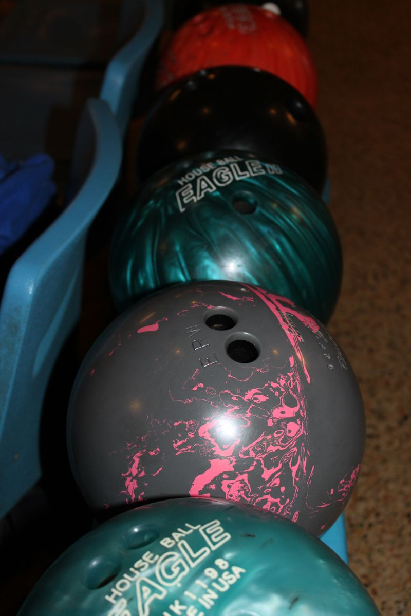 038 - Bowling balls - 22FEB14