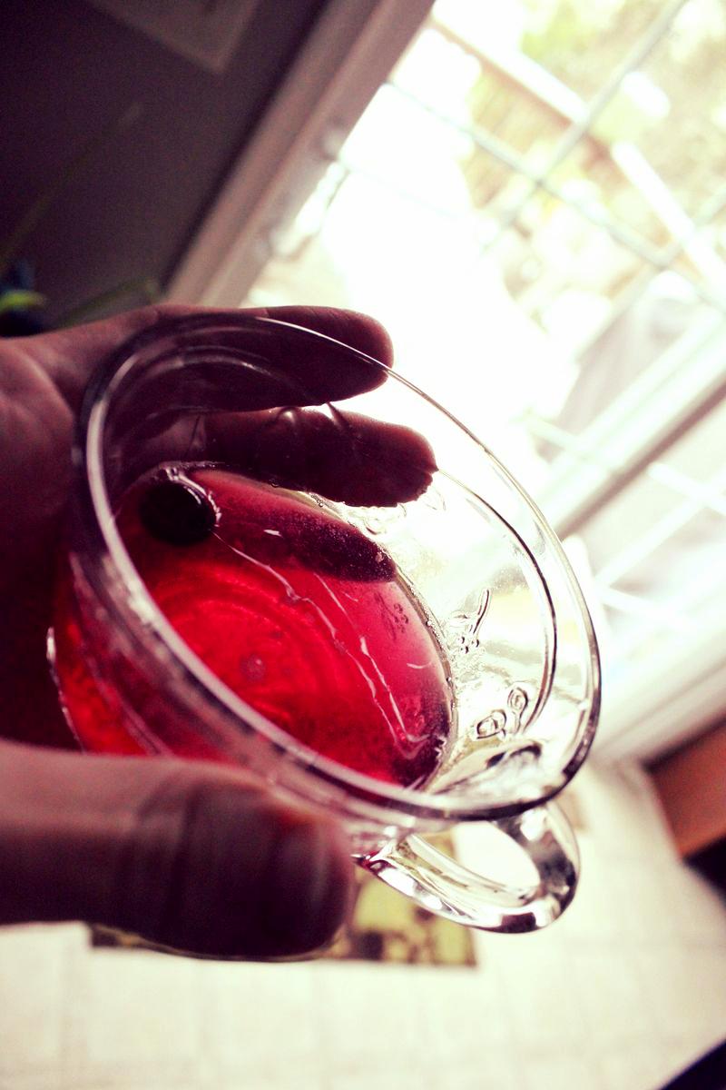 Cranberry-Lemonade Punch